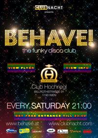 Behave@Club Hochriegl