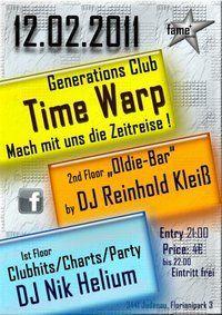 Clubbing Time Warp - Zeitreise@Baby'O