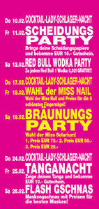 Red Bull Vodka Party