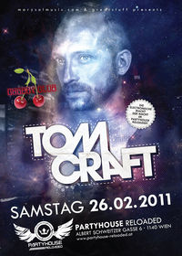 Tom Craft - Live im Partyhouse reloaded@Partyhouse Reloaded