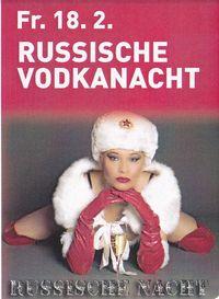 Russische Vodkanacht