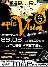 epicVision: down under 5th anniversary@Tube Krems