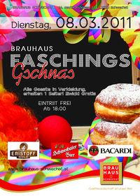 Brauhaus Faschings-Gschnas@Brauhaus Museum