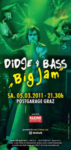 Didge & Bass - Big Jam