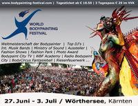 World Bodypainting Festival@Parkhotel Pörtschach