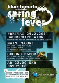 Blue Tomato presents Spring Fever@Badeschiff