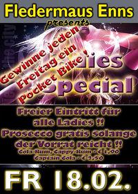 Ladies Special - Gratis Prosecco !