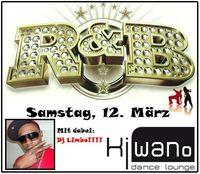 Rnb Night with Dj Limbo@Kiwano Dance Lounge