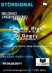 Störsignal presents Belgrad Underground Project