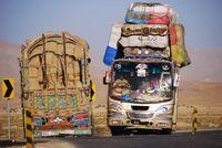 Diavortrag - Mit dem VW Bus durch den Orient nach Pakistan@Volkshaus Pichling