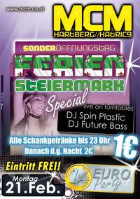 Ferien Special Steiermark@MCM Hartberg