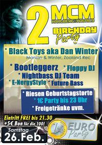 2 Jahre MCM Birthday-Party!
