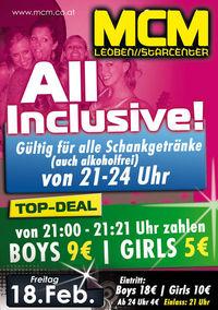 All Inclusive!