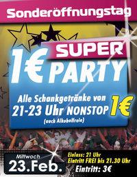 Super 1¬ Party