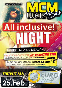 All Inclusive Nightl!