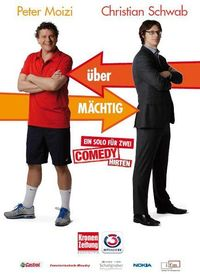 """Moizi & Schwab - """"überMÄCHTIG""""@Florianihalle"""