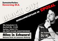 Black Out mit DJ Ki-Wi