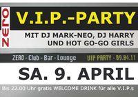 V.I.P. Party@Zero