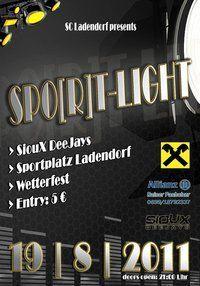 Spo[R]t Light 2011