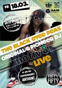 The Black Eyed Peas - motiv 8 LIVE