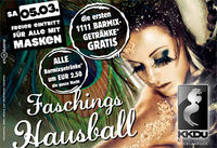 Faschings Hausball