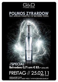 Polmos Zyrardow by Belvedere Vodka
