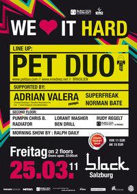 Pet Duo@b.lack