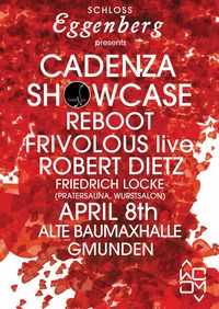 Cadenza Showcase presented by Woom@Ehem. Baumaxhalle