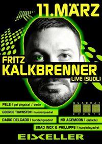 Fritz Kalkbrenner@Eiskeller