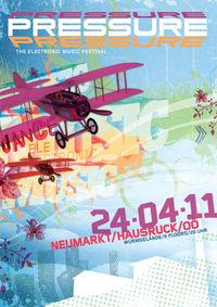 Pressure festival@Wurmgelände