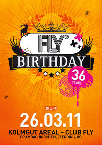 FLY Birthday - 36 years@Fly