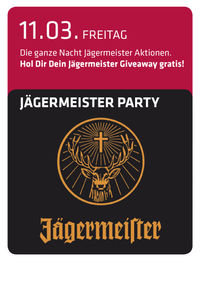 Jägermeister Party@Hasenstall