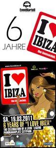 "6 Jahre ""I love Ibiza"""