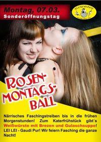 Rosenmontagsball@Bienenkorb Schärding