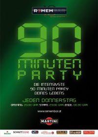90 Minuten Party
