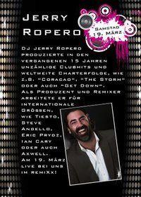 Jerry Ropero im remiXx@Remixx Lounge-Danceclub