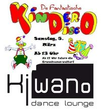 Kinderfasching@Kiwano Dance Lounge