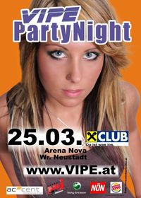 VIPE PartyNight - Fire & Ice