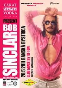 Bob Sinclair@Ministry Of Fun