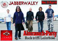 Almrausch - Party  Rock trifft Lederhose@Schmalzer-Alm