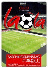 La Ola - Der Faschingsdienstag im G&D