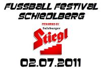 Fußball Festival Schiedlberg powered by Stiegl