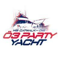 Die Ö3-Party-Yacht@Anlegestelle Krems