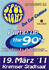 Spotlight - Pump Up the 90s