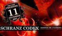 Schranz Codex@Cembran