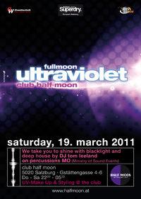 Full Moon - Ultraviolet@Half Moon