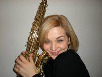 5er-Bräu live- Monika Ciernia (sax & vocals)@5er Bräu