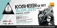 Electronic Opening iim LST with Kosheen DJs