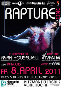 Rapture One - Ryan Housewell & Ivan M