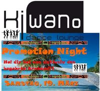 Kiwano Promotion Tour@Kiwano Dance Lounge
